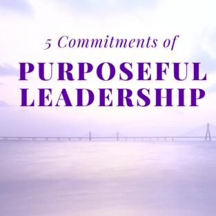 GILD 2018: Purposeful Leadership